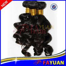 From Peru original Peruvian hair new style loose wave virgin Peruvian human hair weaving