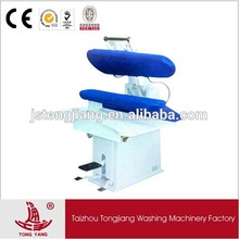 Manual and automatic Clothes pressing machine steam presser(for laundry,hospital,hotel etc.)