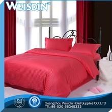 king bed Guangzhou satin fabric luxury adult bedding set/comforter