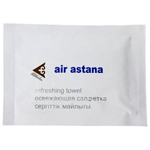 Eco-Friendly Feature pakistan airline wipe