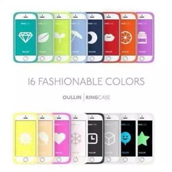 Multi Function Glow Bracelet Silicone Phone Case Cover for iPhone 4 4s 5 5s