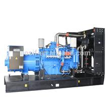 TOP QUALITY!!! Silent Diesel High Power 728kw good quality German mtu generator