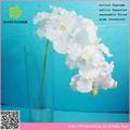 flores artificiais de orquídeas de flores arranjo de exportação da china