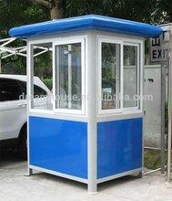 Cheap outdoor guard houses / sentry box