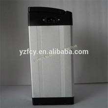 Water bottle alu case electric bike battery