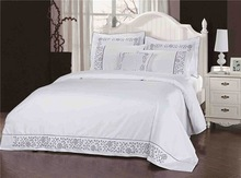 TOP10 BEST SALE!! Fashion Design embroidery beautiful bedding sheets