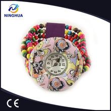 Natural Wooden Wrist Watch Handmade New Fashionable Watch