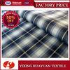 Fashion Design Yarn Dyed Large Check Fabric