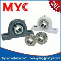 Hot sale uc 207 ucp 206 ucf 205 ucfl 214 pillow block bearings