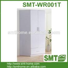 2 door bedroom modular wardrobe
