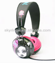 Best quality fashion earphones and headphone with factory price