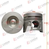 Cylinder Engine Piston Type 6BG1 EX200-5 8-97358-9180 Engine Piston