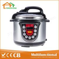 Household 24 hours preset function digital sealing rice cooker