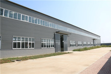 CLASSIC LOOK light steel frame buildings industry