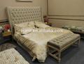 Hotel bed headboard yatak headboard c-037