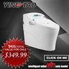 Best Sell Intelligent Toilet Smart Toilet Automatic Toilet Type of New Toilet