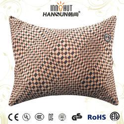 2014 cheap battery operated vibrating neck massage pillow