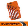 6 unid destornilladores de precisión, Mejor reloj de herramientas, Caliente venta Mobile herramientas de reparación