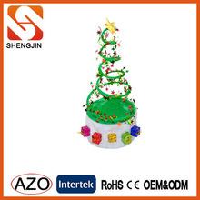 SJ-6504 Flashing Popular Fancy Christmas Decorations Hats 2015
