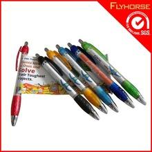 Wholesale Personal Cheap Plastic Ball Pen