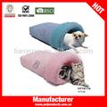 2014 nuevo diseño suave de piel de perro y el gato de la cueva
