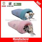 2014New Design Fur Soft Dog And Cat Cave