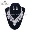 2014 venta top de la moda collar de la joyería de moda conjunto de joyas de turquía