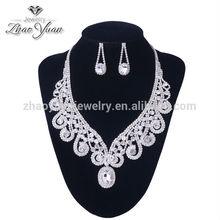 2014 Top sale fashion jewellery necklace set fashion jewellery turkey