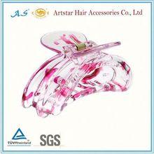 plastic hair roller clips
