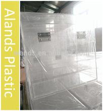 Clear Acrylic Sheets Fabrication -Storage Box