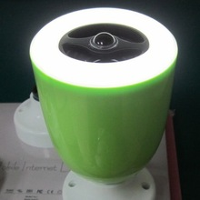 music playing multiple wireless system10w power bluetooth speaker lamp bulb