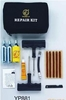 Motorcycle & ATV Tire Repair Kit with CO2 Inflation