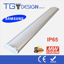 142lx @6 meters height 150W Cool White Color Temperature(CCT) and IP65 LED Light Source led high bay light