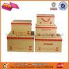 Custom dolls paper box gift box packaging box