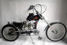 20-24inch 2-stroke 80cc disc brake custom chopper motorcycle wholesale