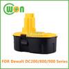 18V Battery for Dewalt 18V Battery DC9096, DE9039