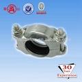Alta presión de polietileno de alta densidad de acoplamiento de tubo flexible