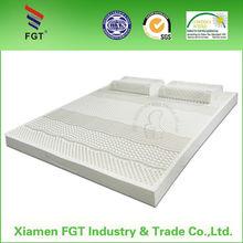 Alibaba luxury mattress latex foam mattress