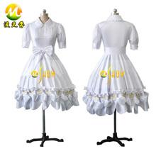 hot sale Gothic Lolita Tea Meeting Dress halloween costume Christmas long dress for beauty