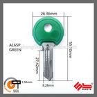 High Quality Alloy Door Key A16SP (GREEN)