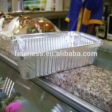 Economic top sell aluminum foil food container line