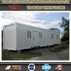 shipping container guest house comfortable /safety building material