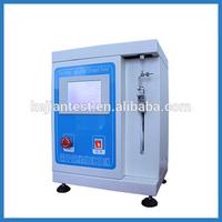 KJ-001E English menu operation Single Hair Strength Test instrument