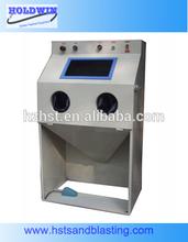 Small Jewelry sandblast machine with dust collector