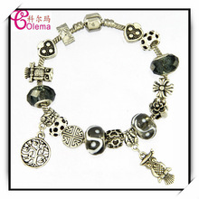 Handcrafted Beads Bracelet Charms For Women Europe Style Jewelry Bracelets MGL0304