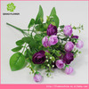 Raw Material Making Small Artificial Flowers,Fabric Small Artificial flowers Arrangements