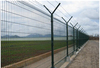 galvanized barbed wire mesh/barbed wire mesh fence/wire mesh fence