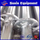 Galvanized Scaffold Round Lock Standard Vertical Pipe