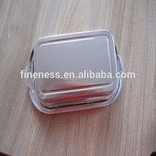 Excelente qualidade de venda quente 2014 recipiente da folha de alumínio platters