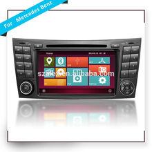 Special car radio with sim card for benz e class w211